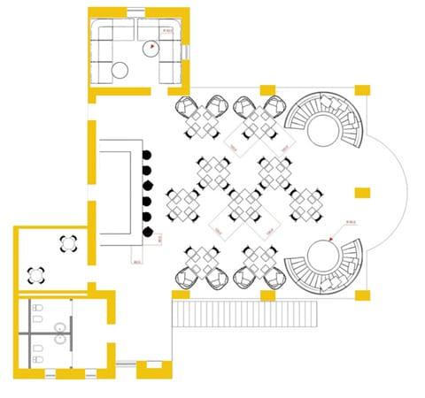 Дизайн-проект нежилых помещений