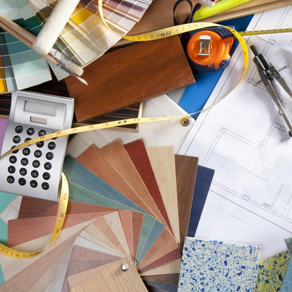Основные задачи дизайнера интерьера